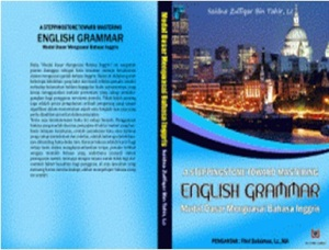 Book-A Stepping Stone towar Mastring English Grammar
